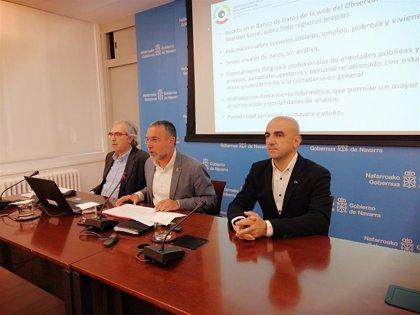 Un total de 64.190 personas fueron atendidas en Servicios Sociales de Base de Navarra en 2018