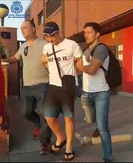 El detenido por el homicidio de la calle Barcelona es un santanderino de de 25 años que residía en Seseña (Toledo)
