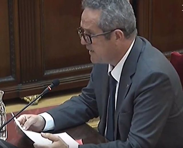 Forn sale de Soto del Real para asistir al pleno del Ayuntamiento de Barcelona