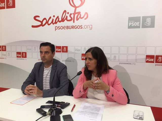 """El PSOE de Burgos acusa a Cs de tener """"poca ética"""" y favorecer un """"engaño masivo"""" al electorado"""