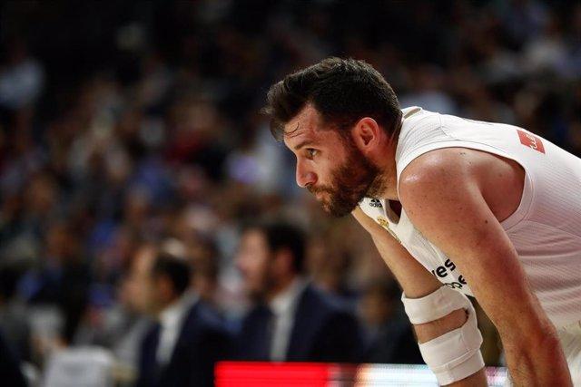 Basket: Liga Endesa - Real Madrid v Obradoiro