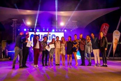 Noelia Cazalla Millán gana en el Music Meets Tourism Maspalomas 2019