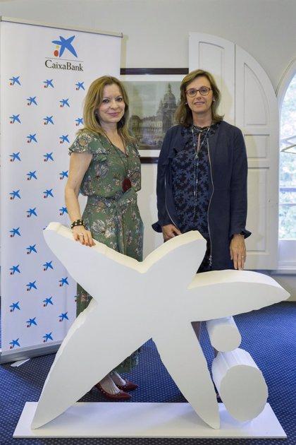 La presidenta de Marqués de Cáceres, Cristina Forner, gana la fase territorial del Premio Mujer Empresaria CaixaBank