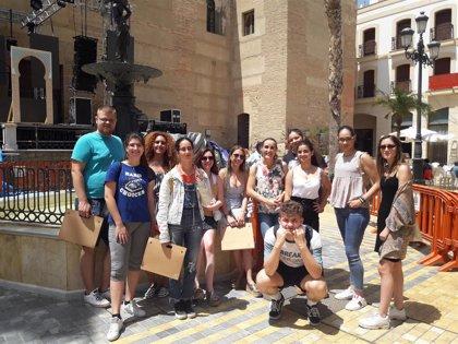 Diputación de Almería mejora la formación profesional de jóvenes de Vera y Vélez-Rubio