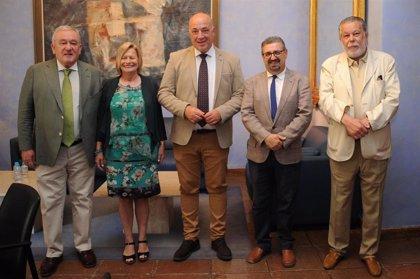 La Diputación de Córdoba presta su colaboración a la Asociación Amigos de los Castillos