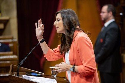 """Roldán (Cs) critica el primer año de mandato de Torra: """"Ha venido a continuar con el golpe"""""""