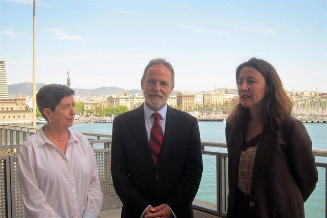 El Gobierno central se compromete a avanzar en los accesos ferroviarios del Puerto de Barcelona