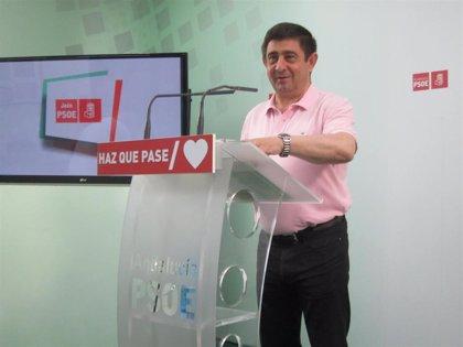 """Reyes (PSOE) critica que PP y Cs estén """"entregados a la extrema derecha"""" por unos presupuestos """"nocivos"""" para Jaén"""