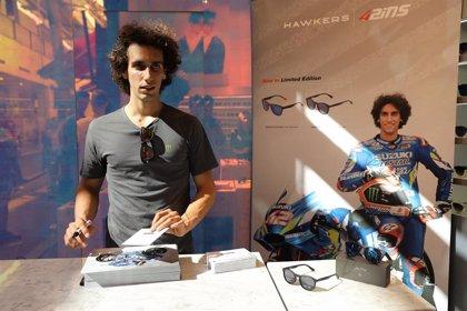 """Álex Rins estrenará sus nuevas Hawkers en el GP de Catalunya: """"Se puede vencer a Márquez"""""""