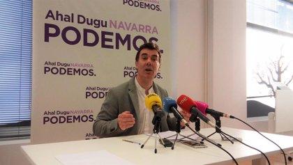 """Podemos pide a Esparza que """"deje de mendigar a las puertas de Ferraz"""" y """"asuma los resultados electorales"""""""