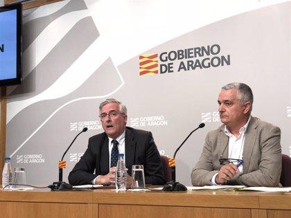 El operativo de prevención y extinción de incendios en Aragón cuenta con 28,5 millones de presupuesto y 1.282 efectivos
