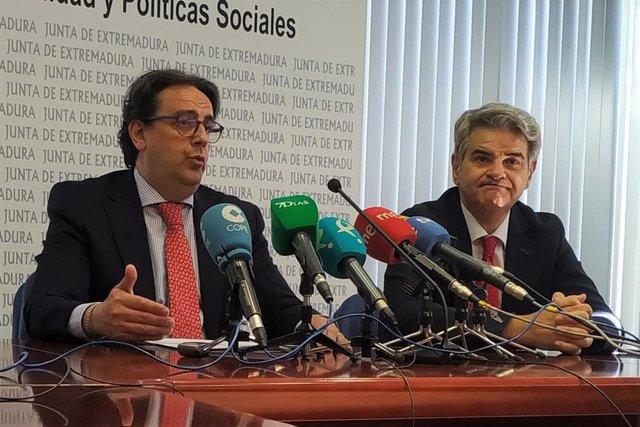 """Extremadura.-AV.-El SES """"alivia bastante"""" la falta de médicos tras contratar a 84 de los 132 MIR que acaban su formación"""