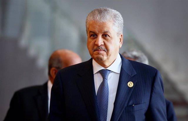 Argelia.- El exprimer ministro argelino Abdelmalek Sellal, detenido por corrupción