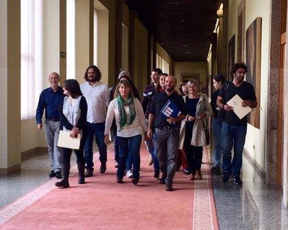La elección de José Manuel Sande como senador deja al grupo parlamentario de En Marea al borde de la ruptura
