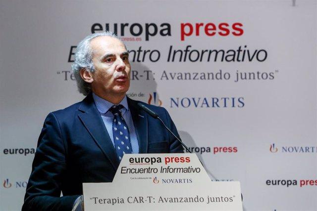Encuentro informativo de Europa Press sobre la incorporación de las terapias oncológicas CART al Sistema Nacional de Salud