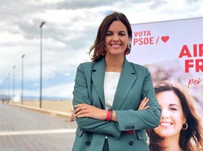 """Gómez (PSPV) se desmarca de la crítica de Ribó al PSOE en otras ciudades: """"Mi obligación y preocupación es València"""""""