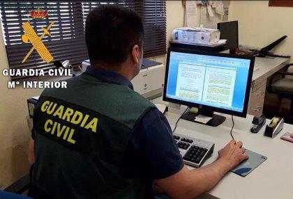 Desarticulado un grupo especializado en estafas por Internet con detenciones en Sevilla, Almería, Málaga y Granada