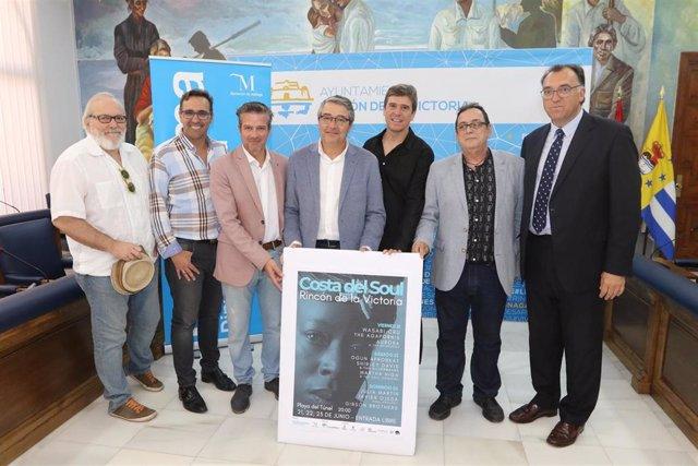 Málaga.- Festival Costa del Soul, que da la bienvenida al verano, llega a Rincón de la Victoria, Estepona y Benalmádena