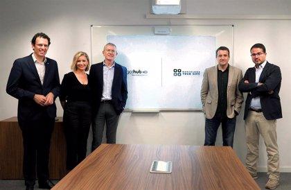 GoHub, el Open Innovation Hub de Global Omnium, abre en Barcelona su tercera sede en España