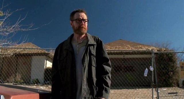Bryan Cranston insinúa un cameo en la película de Breaking Bad