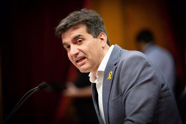 """Sabrià (ERC) demana """"mà estesa"""" a l'oposició per als propers Pressupostos"""
