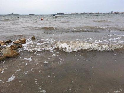 Ecologistas en Acción otorga sus banderas negras al Mar Menor y la bahía de Portmán