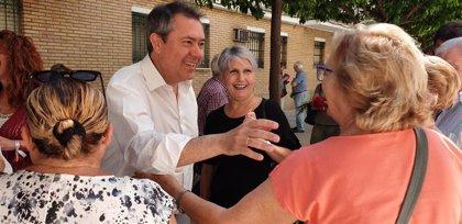 """Espadas lamenta la """"desinformación"""" de la consejera de Igualdad y le pide que dialogue con los vecinos de la Macarena"""