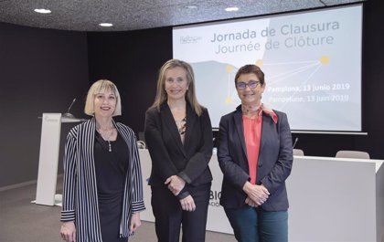 Navarrabiomed acoge la jornada de clausura de la segunda fase de Refbio, red de cooperación transfronteriza