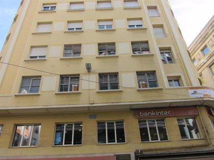 Cae un 6,3% el stock de vivienda nueva en Galicia