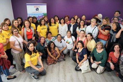 Usera inaugura el primer Centro de Empoderamiento de Trabajadoras del Hogar y Cuidados de Madrid