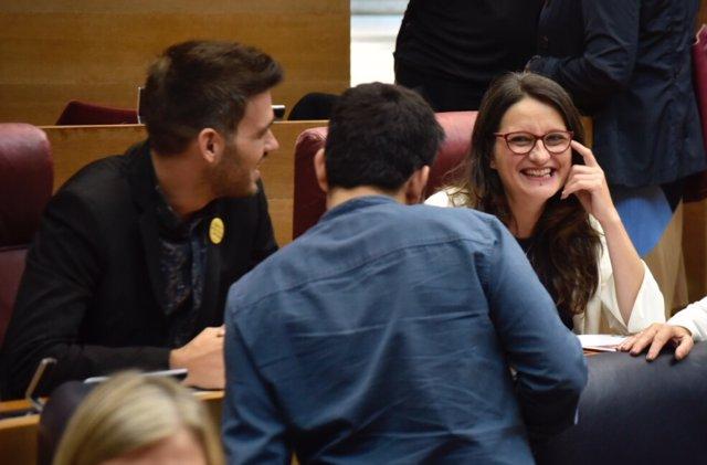 Debate de investidura del President de la Generalitat en Les Corts de Valencia