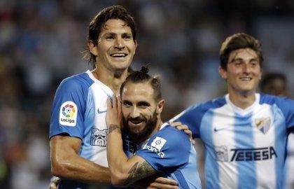 """De la Torre, tras la derrota del Málaga: """"Es una cierta decepción temporal que el sábado tiene remedio"""""""