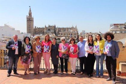 Presentan el estudio 'Nombres de mujer en las calles de Sevilla', realizado por la US y el Ayuntamiento