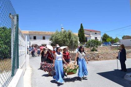 Feria y fiestas en honor a San Antonio de Padua este fin de semana en Almontaras, en Castril (Granada)