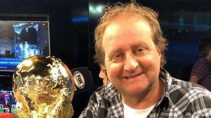 Fallece el periodista deportivo argentino Sergio Gendler a los 53 años