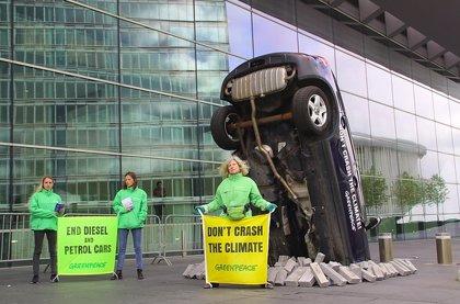Greenpeace y Novact inaugurarán mañana la primera escuela de activismo en España