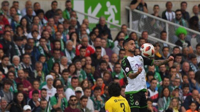 El Racing jugará la próxima temporada en Segunda División tras empatar con el Atlético Baleares