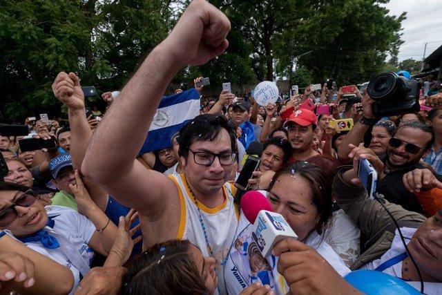 Political prisoners release in Nicaragua
