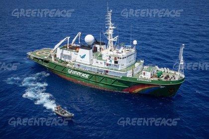 Un centenar de actores, cantantes y modelos españoles pedirán el 20 de junio la protección de los océanos