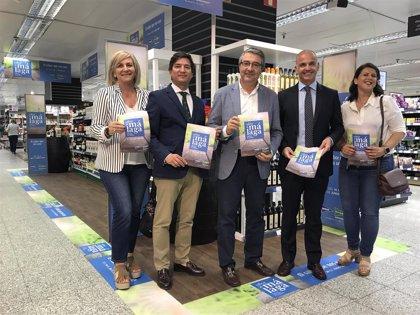 Nueva campaña en supermercados de la provincia con la marca Sabor a Málaga como protagonista