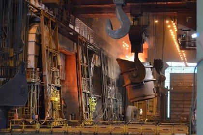 Arcelor no confirma el número de trabajadores que irán al próximo ERTE