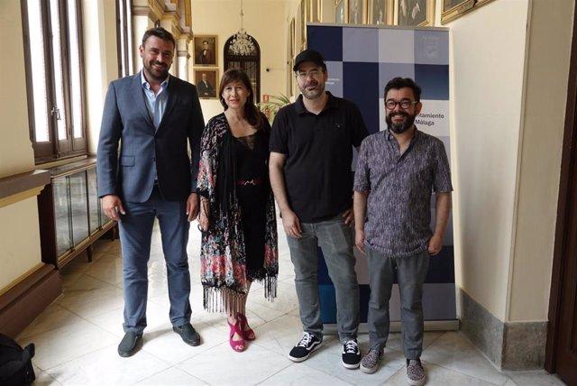Málaga.- Arranca la quinta Feria Internacional de Arte Emergente Art & Breakfast con cerca de 40 propuestas expositivas