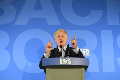 Johnson se ratifica como favorito en la primera votación para elegir al sucesor de May