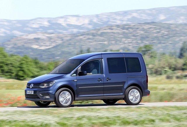 Volkswagen Caddy GNC