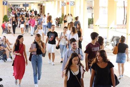La UPO de Sevilla comunicará la nota de la Selectividad por SMS el día 20 a los estudiantes que se examinan en su campus