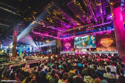 València acoge tres años más el Festival Internacional de Videojuegos DreamHack, que espera más de 55.000 visitantes