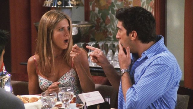 Jennifer Aniston cree que Rachel y Ross seguirían juntos en Friends
