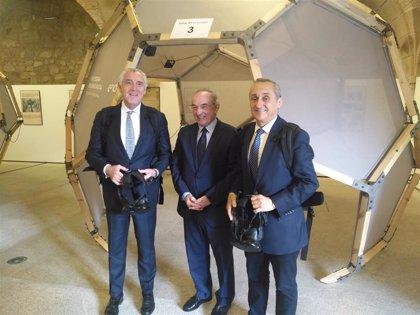 Ferrol acoge la única visita a Galicia de la exposición virtual del Museo Nacional Thyssen-Bornemisza