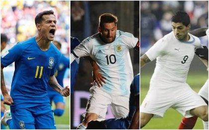 Messi y Brasil afrontan con nuevas ganas de revancha en la Copa América