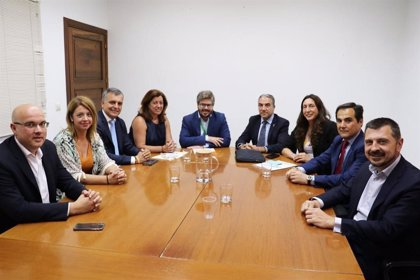 """Acuerdo de PP y Cs para la gobernabilidad de un """"amplio número"""" de municipios andaluces"""